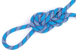 figure eight knot dive